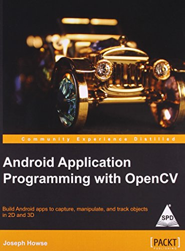 9789351103257: Android Application Programming with OpenCV