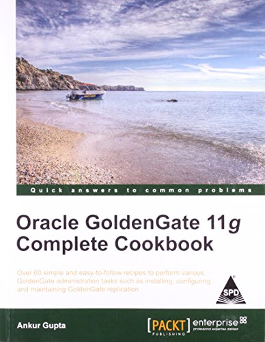 9789351103387: Oracle Goldengate 11g Complete Cookbook