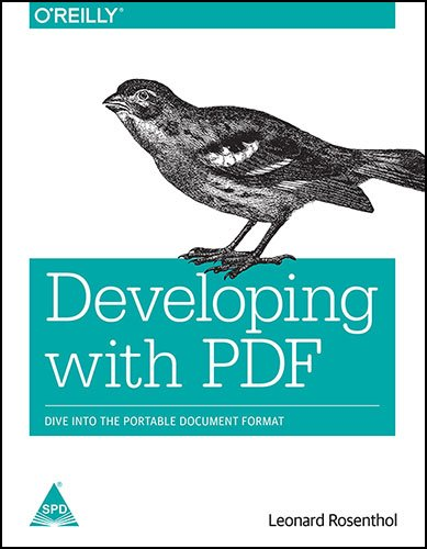 9789351103455: Developing with PDF
