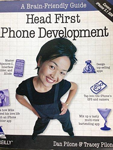 9789351104254: Head First iPhone & iPad Development