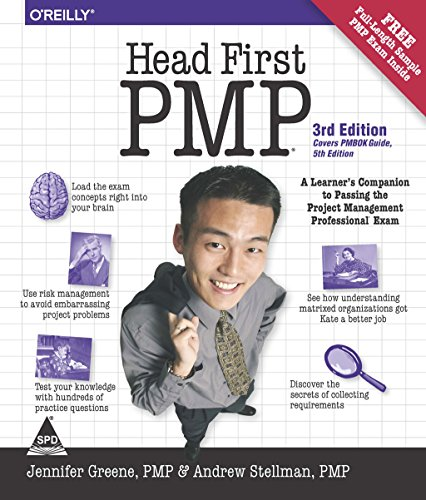9789351104261: Head First PMP: 3rd Edition: Based on the latest PMBok: 5th Edition