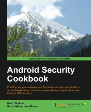9789351104483: Android Security Cookbook