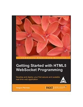 9789351104780: Getting Started with HTML5 Websocket Programming