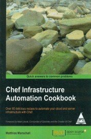 9789351105169: Chef Infrastructure Automation Cookbook