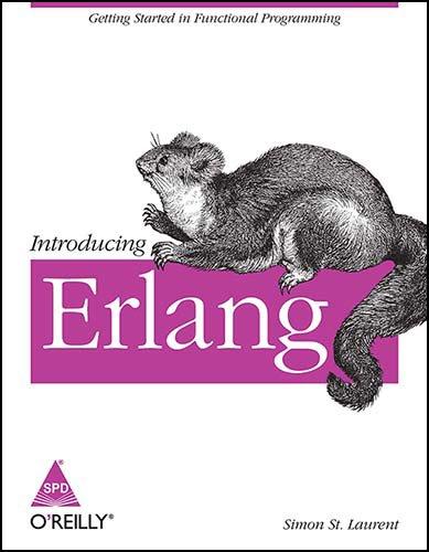 9789351105374: Introducing Erlang