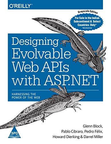 9789351105404: Designing Evolvable Web APIs with ASP.NET
