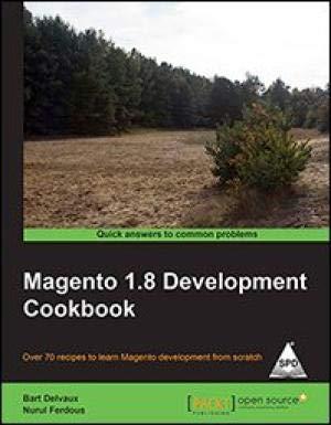 9789351105855: Magento 1.8 Development Cookbook