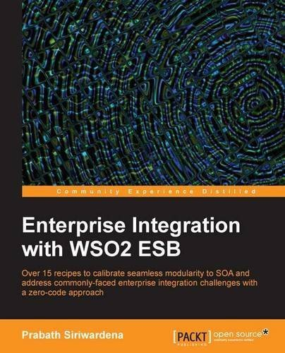 9789351106098: Enterprise Integration with WSO2 ESB