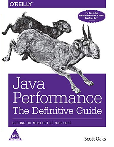 9789351106296: Java Performance: The Definitive Guide