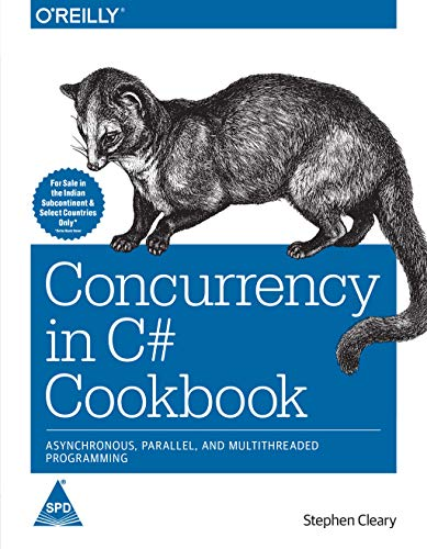 9789351106425: Concurrency in C# Cookbook