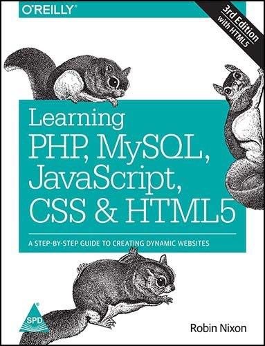 9789351106463: Learning PHP, MySQL, JavaScript, CSS & Html5