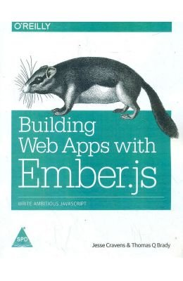 9789351107262: Building Web Apps with Ember.js