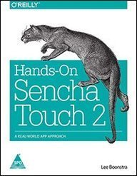 9789351107279: Hands-on Sencha Touch 2