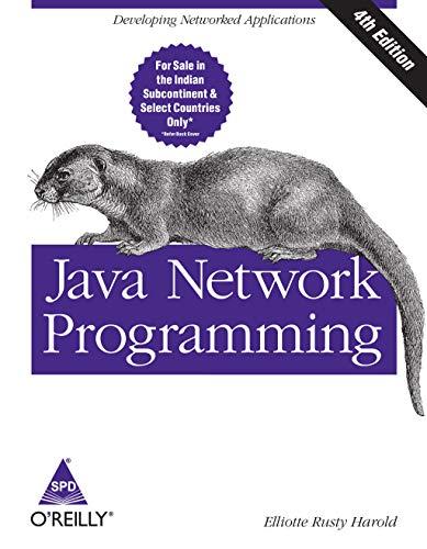 9789351107446: Java Network Programming