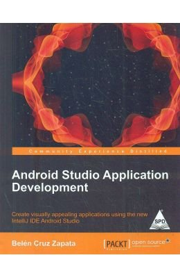 9789351107453: Android Studio Application Development