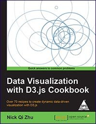 9789351107491: Data Visualization with D3.js Cookbook