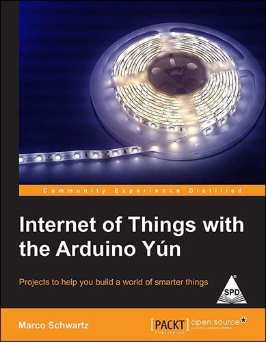 9789351107996: Internet of Things with the Arduino Yun