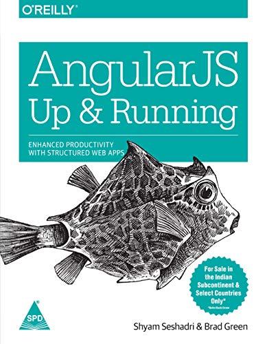 9789351108016: AngularJS: Up and Running
