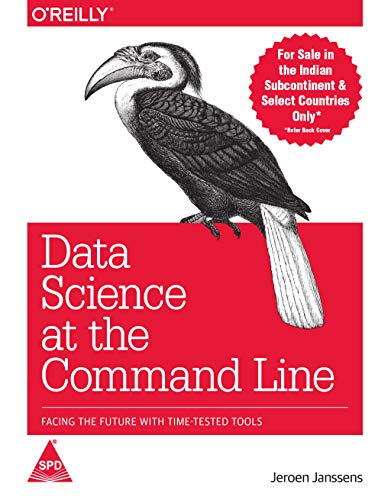 9789351108498: Data Science at the Command Line