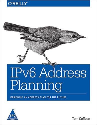 9789351108795: IPV6 Address Planning