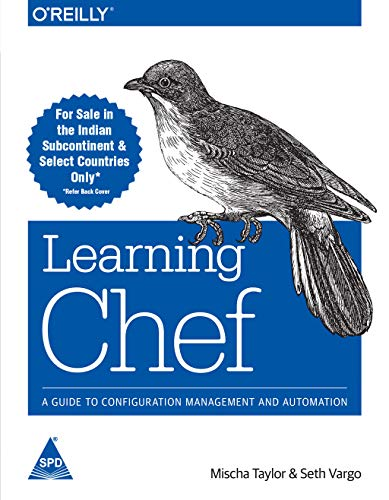 9789351108801: Learning Chef