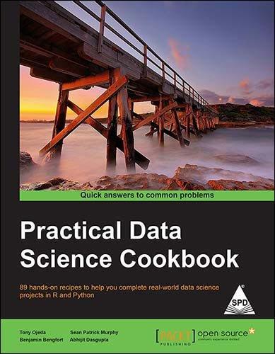 9789351109457: PRACTICAL DATA SCIENCE COOKBOOK