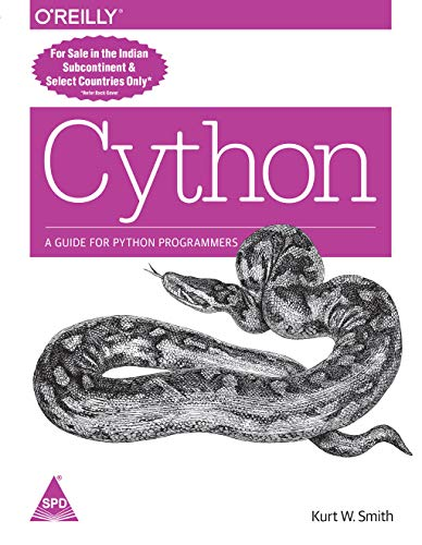 9789351109976: Cython: A Guide for Python Programmers