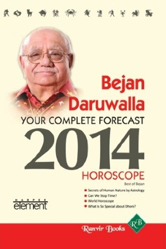 9789351160731: Your Complete Forecast 2014 Horoscope