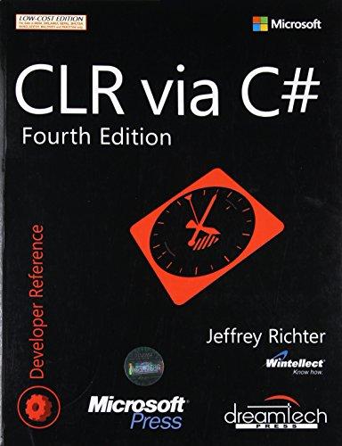9789351190905: CLR Via C#, 4th ed.