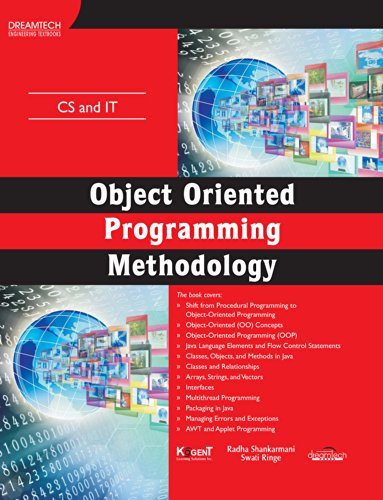 9789351191490: Object Oriented Programming Methodology