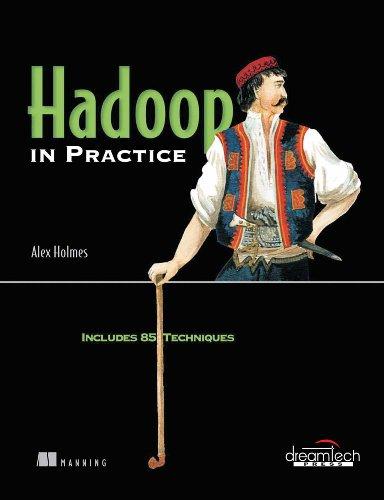9789351191506: Hadoop in Practice - IPS Holmes, Alex ( Author ) Oct-10-2012 Paperback