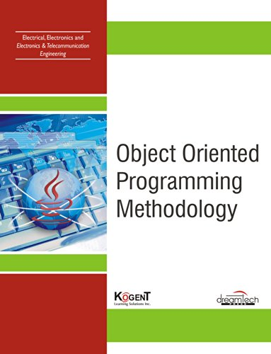 Object Oriented Programming Methodology: Kogent Learning Solutions Inc.