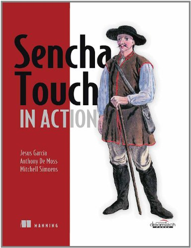 9789351192015: Sencha Touch in Action