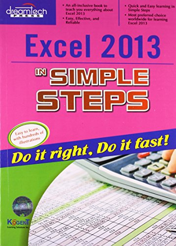 Excel 2013 in Simple Steps: Kogent Learning Solutions Inc.