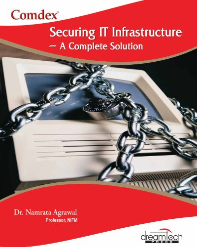 9789351194156: Comdex Securing IT Infrastructure