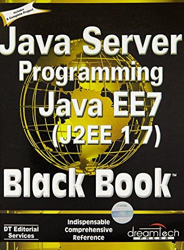 Java Server Programming Java EE 7 (J2EE: Kogent Learning Solutions