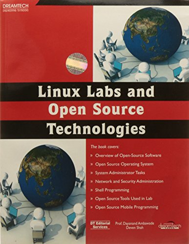Linux Labs & Open Source Technologies: Prof. Dayanand Ambawade,
