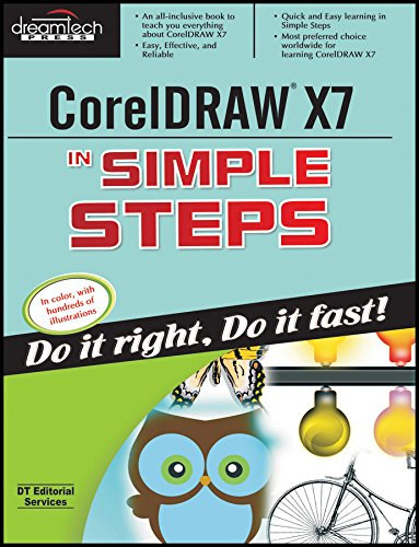 Coreldraw X7 In Simple Steps: Kogent Learning Solutions