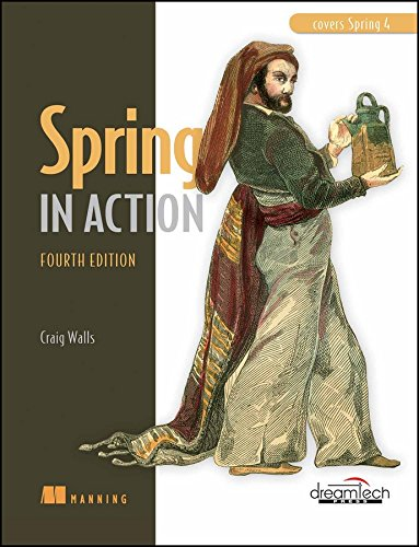 9789351197997: Spring In Action, 4Th Ed