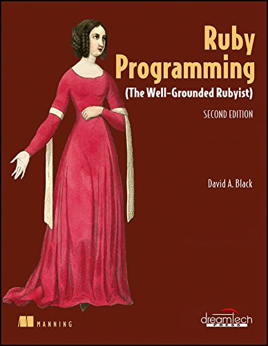 9789351198246: Ruby Programming, 2ed: The Well-Grounded Rubyist