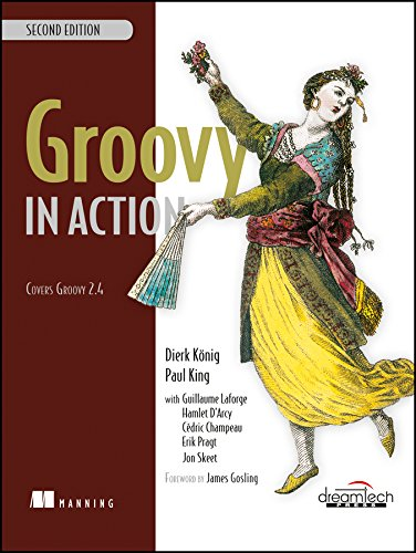9789351198260: Groovy In Action, 2Edition: Covers Groovy 2.4