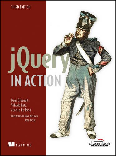 9789351199182: jQuery in Action, 3ed
