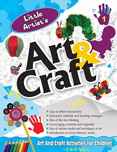 Little Artist's Art And Craft 1: India, BPI