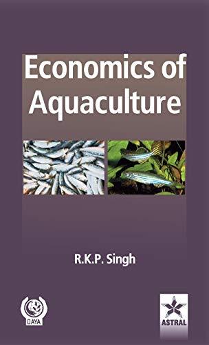 9789351241478: Economics of Aquaculture