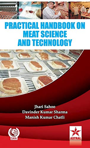 9789351241645: Practical Handbook on Meat Science and Technology