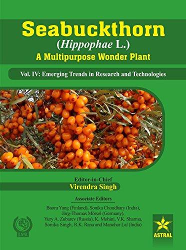 Seabuckthorn (Hippophae L.) : A Multipurpose Wonder: edited by Virendra