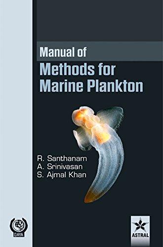 9789351243502: Manual of Methods for Marine Plankton
