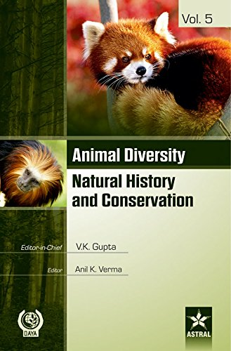 Animal Diversity Natural History and Conservation: Vol.: edited by V.K.