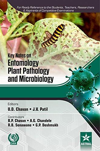 Key Notes on Entomology, Plant Pathology and Microbiology: U.D. Chavan, J.V. Patil (Eds), B.P. ...