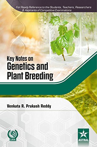 9789351246985: Key Notes on Genetics and Plant Breeding (PB)